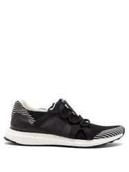 Adidas By Stella Mccartney Ultraboost S Low Top Mesh Trainers Black White