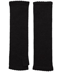 Pistil Hepburn Wristlet Black 1 Wool Gloves