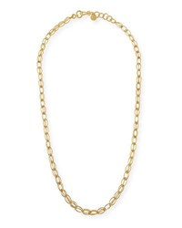 Stephanie Kantis Current Chain Necklace Gold