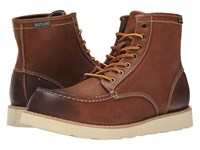 Eastland 1955 Edition Lumber Up Peanut Leather Lace Up Boots Tan