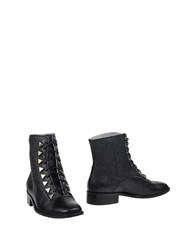 New Kid Footwear Ankle Boots Women Black