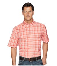 Ariat Country Horizon Narcisso Shirt Dubarry Short Sleeve Button Up Pink