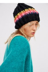 Free People Womens Over The Rainbow Stripe B
