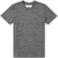 Reigning Champ Tiger Jersey Tee Black