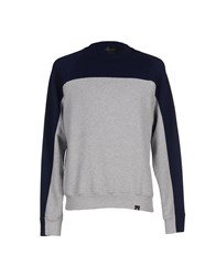 Reign Topwear Sweatshirts Men Light Grey