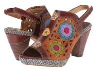 Spring Step Belen Brown Women's Sandals