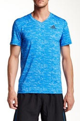 Adidas Base Short Sleeve Tee Blue