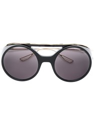 Dita Eyewear Natch One Sunglasses Acetate Metal Black