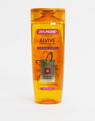 L'oreal Elvive Extraordinary Oil Shampoo For Dry Hair 500Ml No Colour