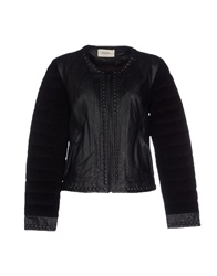 Eleven Paris Jackets Black