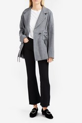 Ellery Battleship Jacket Grey