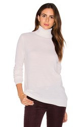 Equipment Oscar Turtleneck Sweater Ivory