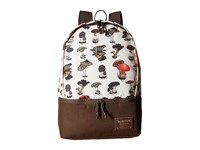Burton Snake Mountain Backpack Shrooms Backpack Bags Beige