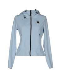 Blauer Coats And Jackets Jackets Women Sky Blue