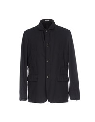 Angelo Nardelli Jackets Dark Blue