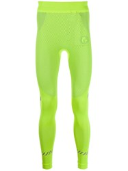 Off White Seamless Running Tights 60