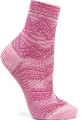 Missoni Metallic Crochet Knit Socks Baby Pink