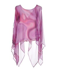 Diana Gallesi Topwear Tops Women Purple