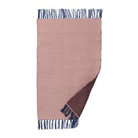 Ferm Living Nomad Rug Small Rose