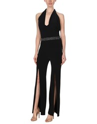 Lunatic Jumpsuits Black
