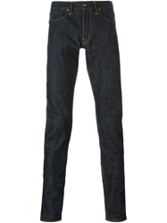 Simon Miller Narrow Fit Jeans Blue
