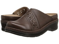 Klogs Usa Syracuse Coffee Smooth Women's Clog Shoes Brown