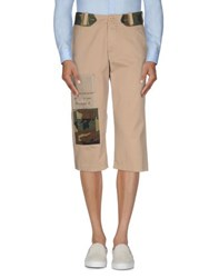 Weber Trousers 3 4 Length Trousers Men Sand