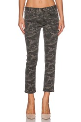 Acquaverde Pierce Utility Pant Army