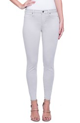 Liverpool Madonna Ankle Jeans Marble Ivory