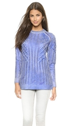 Elevenparis Farf Sweater Royal Blue