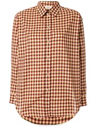 Ports 1961 Checked Shirt Multicolour