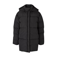 Magda Butrym Foster Down Jacket Black