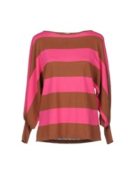 Aniye By Guardaroba Sweaters Brown