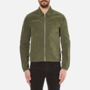 Folk Men's Lightweight Zipped Jacket Field Green