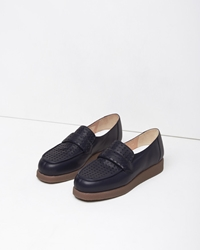 Maison Martin Margiela Line 22 Replica Loafer Navy