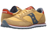 Saucony Jazz Low Pro Mustard Men's Classic Shoes Yellow