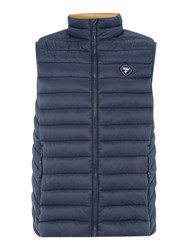 Puffa Men's Hunt Gilet Navy