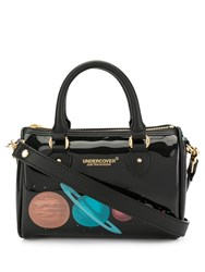 Undercover Patent Planets Bag Black