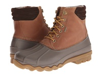Sperry Avenue Duck Boot Tan Brown Men's Lace Up Boots