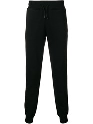 Hydrogen Slim Fit Track Pants Black