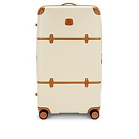 Bric's Bellagio 30 Spinner Trunk Cream