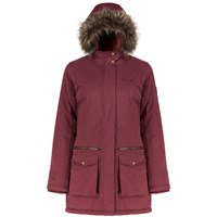 Regatta Snowstar Parka Jacket Red