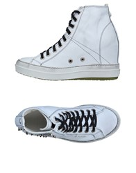 Ruco Line Sneakers White