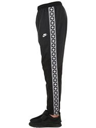Nike Nsw Taped Patchwork Track Pants Black