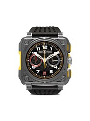 Bell And Ross Br X1 R.S.18 45Mm Grey Black Red And Yellow