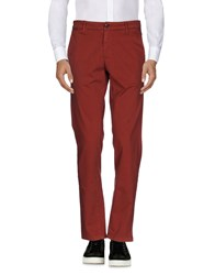 Squad Squad2 Trousers Casual Trousers Rust