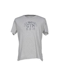 Hartford T Shirts Grey