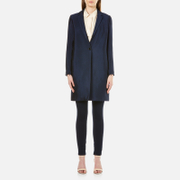 Samsoe And Samsoe Women's Candance Jacket Dark Sapphire Blue