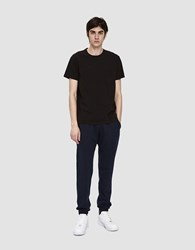 Reigning Champ Cuffed Sweatpant In Navy