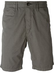 Paul Smith Jeans Regular Fit Shorts Grey